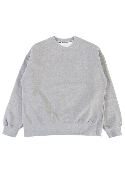 [더오피셜위크앤드]MOST FUN WARM SWEAT SHIRT